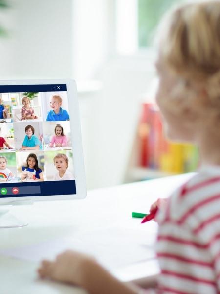 Online Pre-school